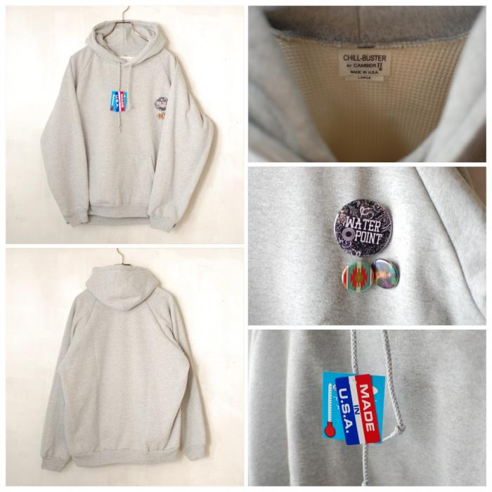 WATER POINT Original Pull over parker