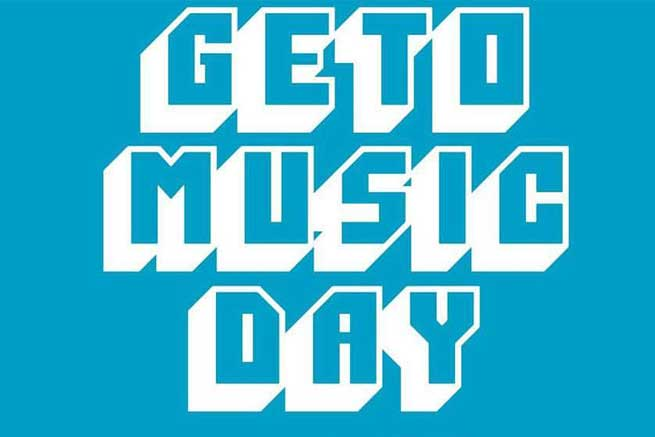 GETO MUSIC DAY MUSIC by 北上野曲